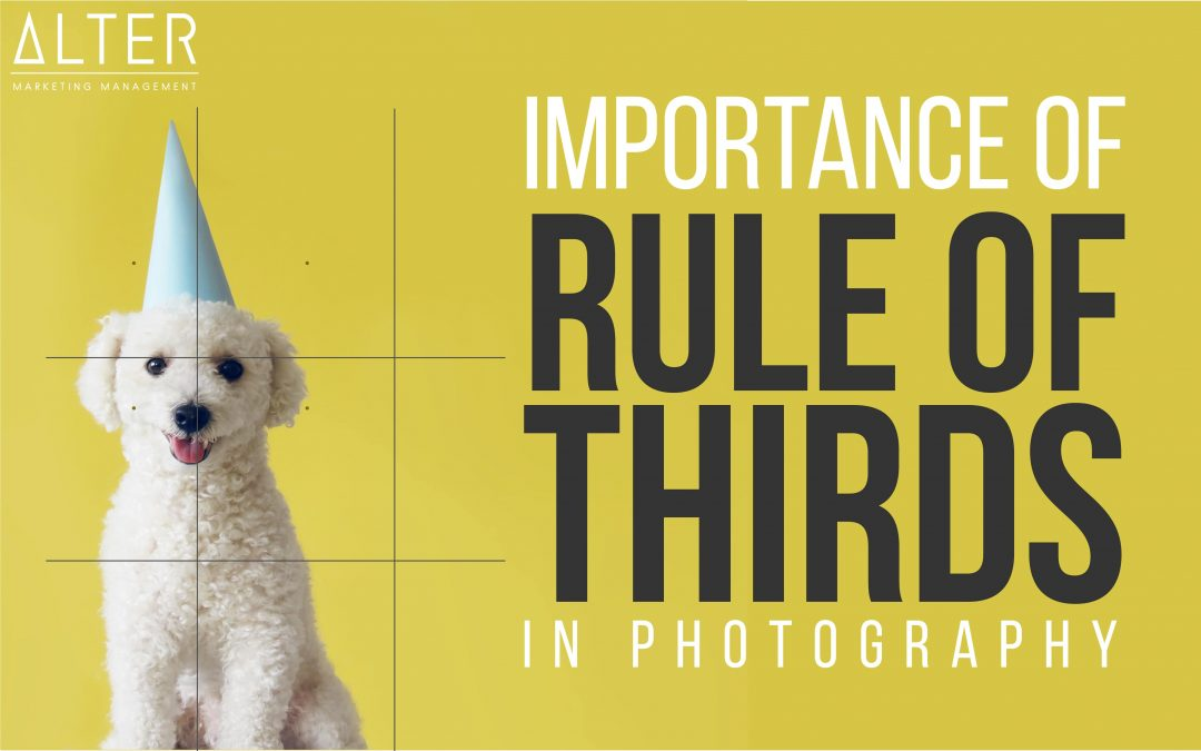 Importance of Rule of thirds in photography