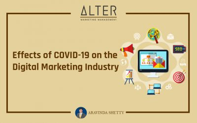 Effects of COVID-19 on the Digital Marketing Industry
